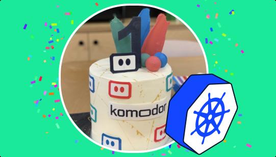 June 2021: Kubernetes & Komodor are Birthday Buddies!